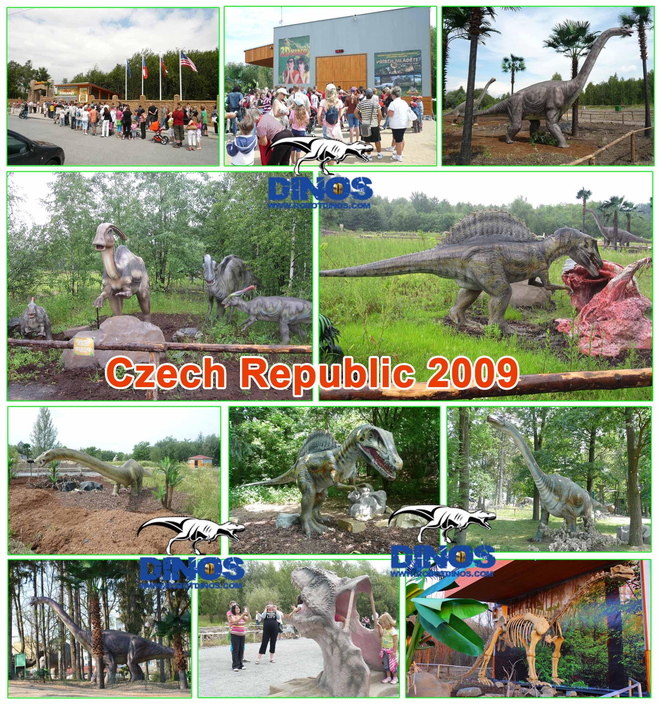dinosaur park dinosaurs