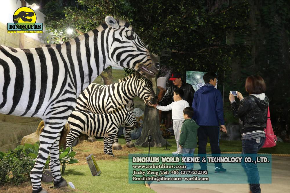 Animatronic Animals Zigong Dinosaurs World Science