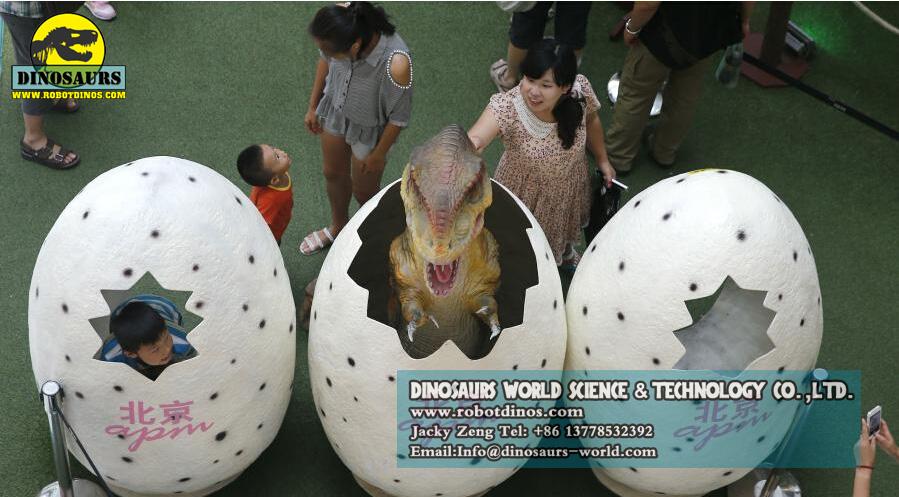 Newly hatched Tyrannosaurus Rex
