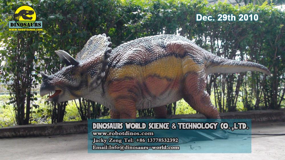Animatronic Dinosaur BABY TRICERATOPS