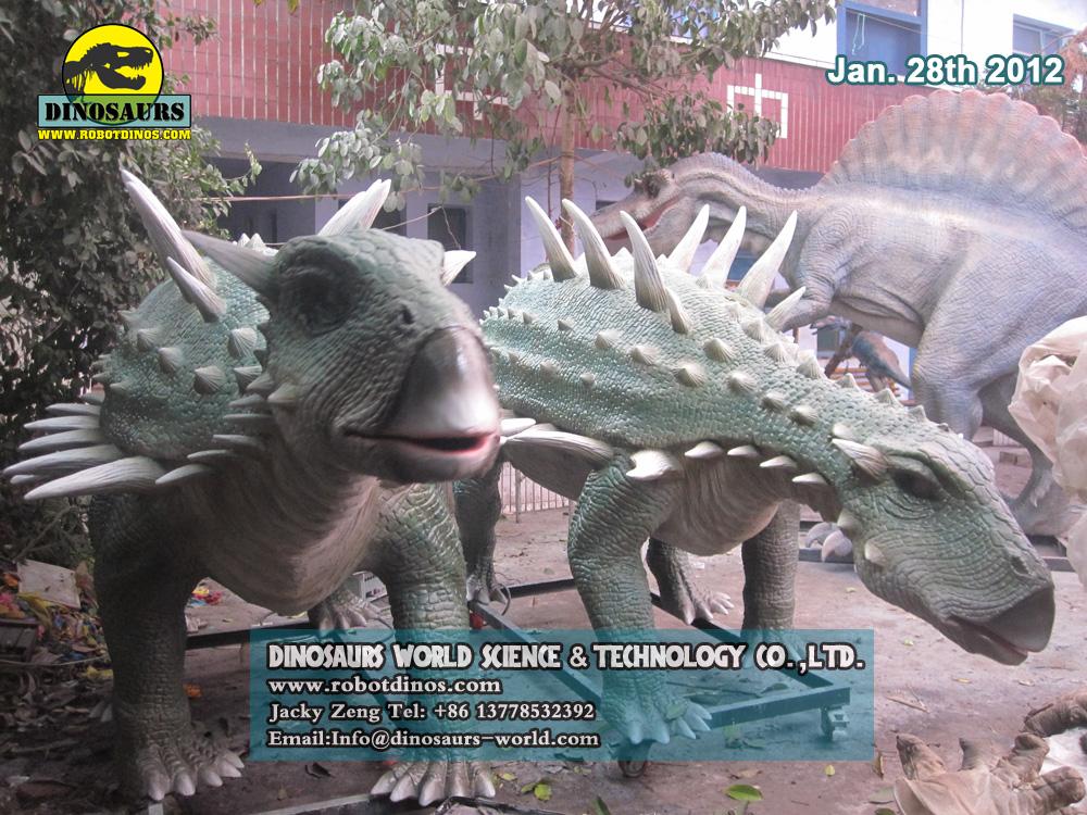 Animatronic Dinosaur Polacanthus