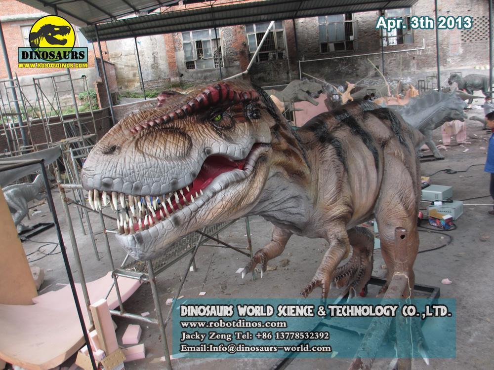 DWD023-1 Artificial Dinosaur Tyrannosaurs Rex