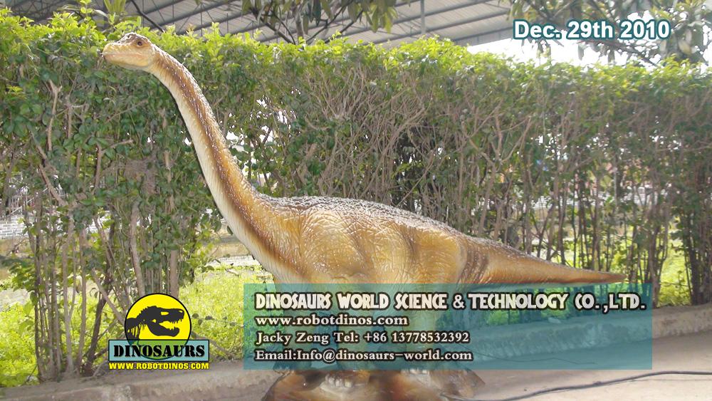 Fiberglass Dinosaur BABY BRONTOSAURUS