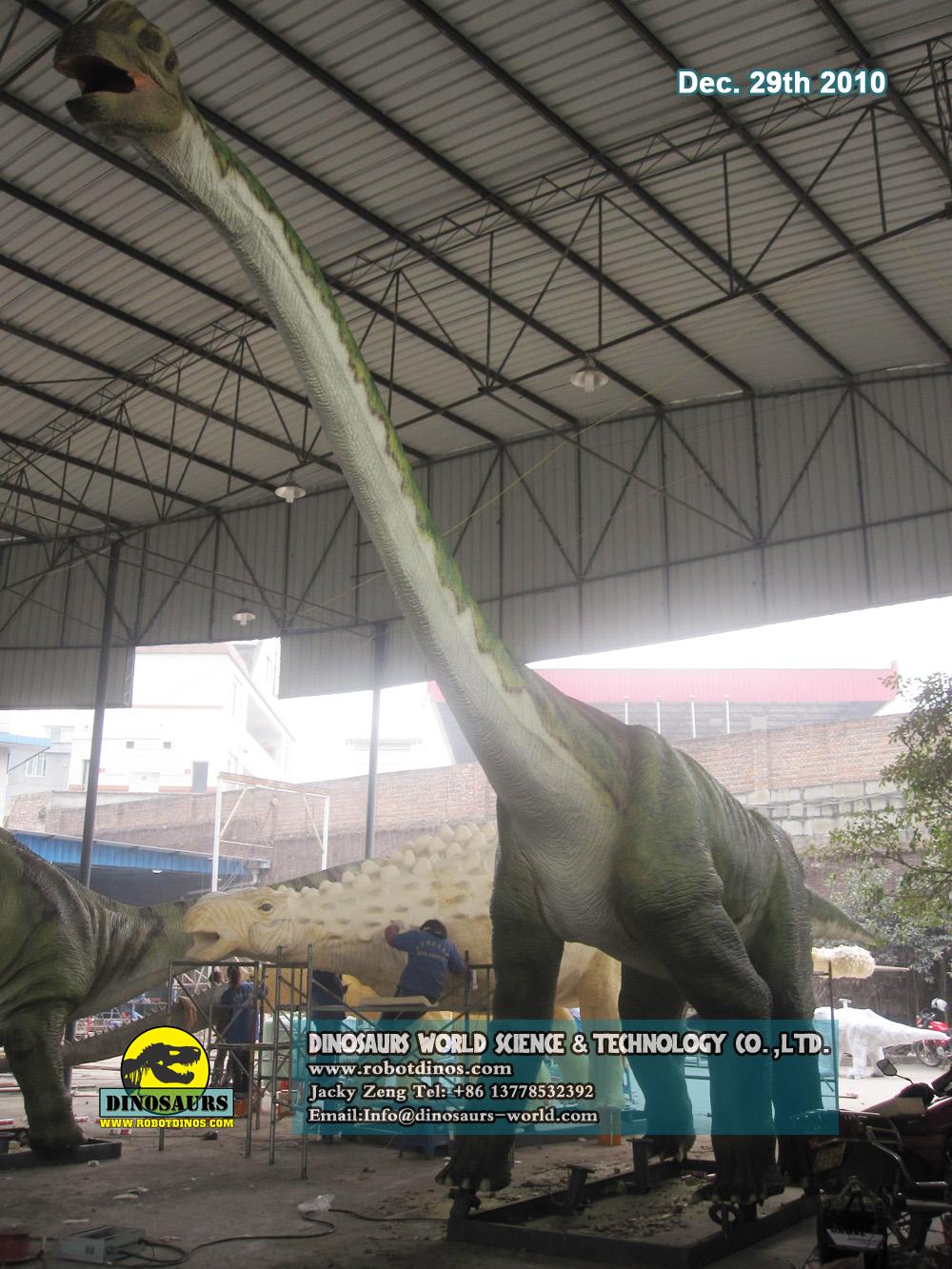 Jurassic Park Dinosaur BRACHIOSAURUS
