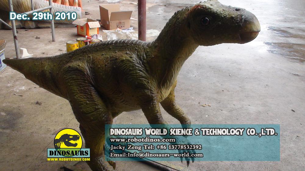 Life Size Dinosaur LEAELLYNASAURUS