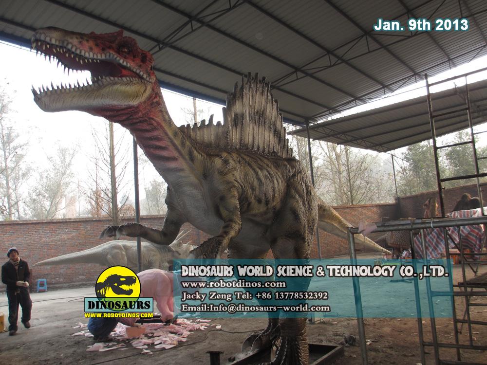 Realistic Dinosaur Spinosaurus
