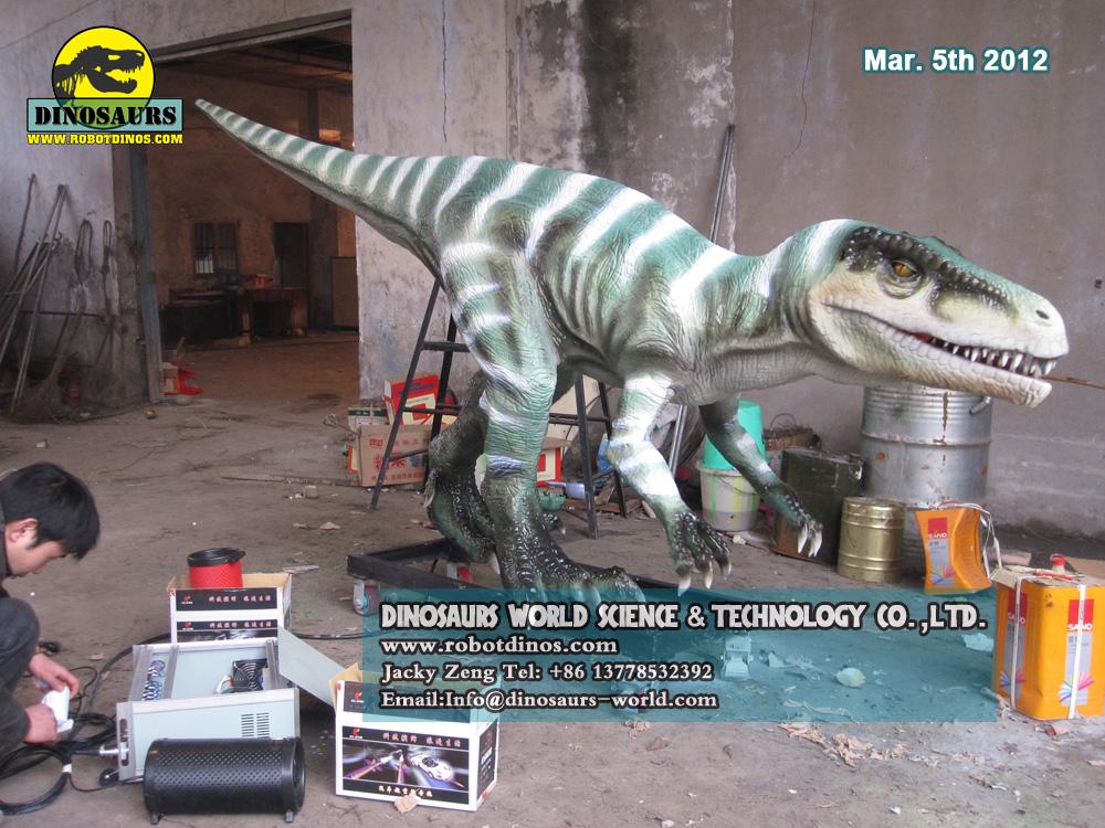 Realistic Life Size Dinosaur Herrerasaurus