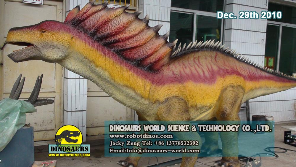 Robotic Dinosaur AMARGASAURUS