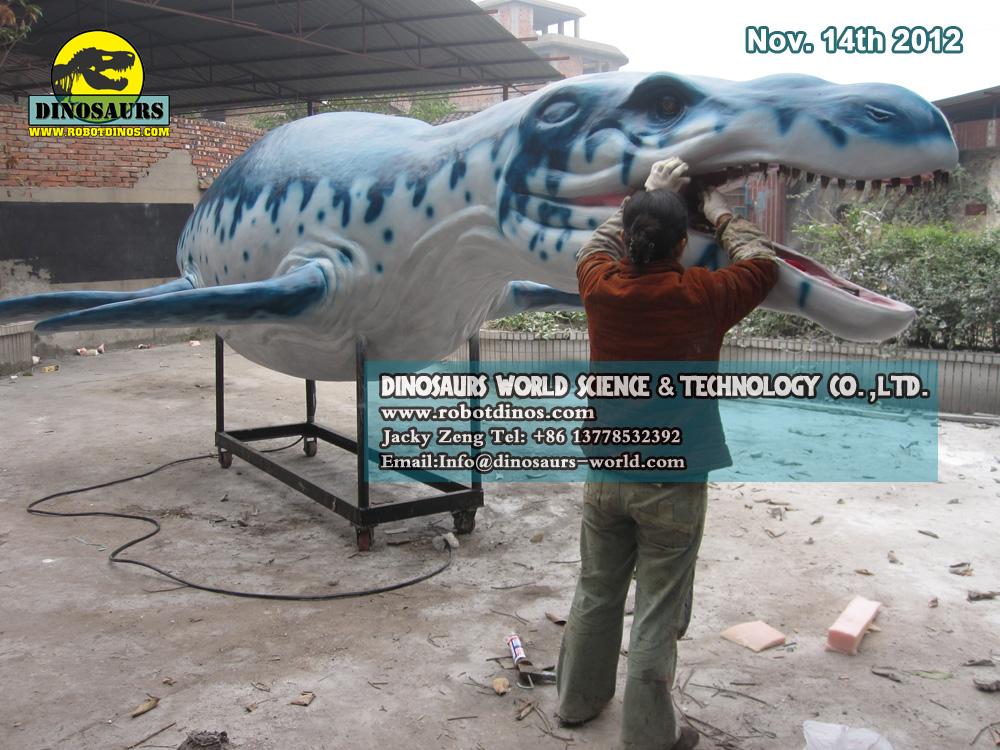 Robotic Liopleurodon
