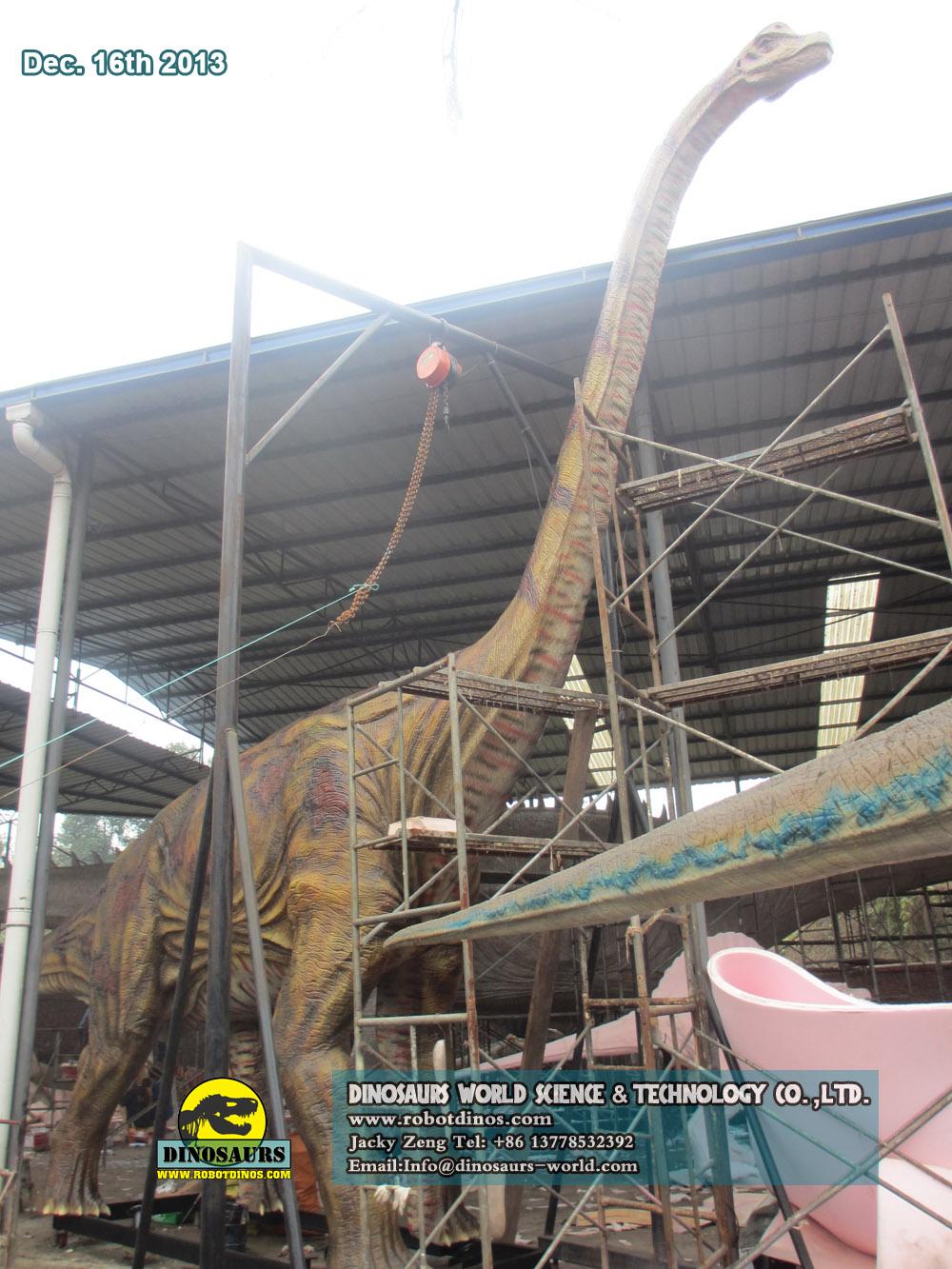 Big Robot Brachiosaurus