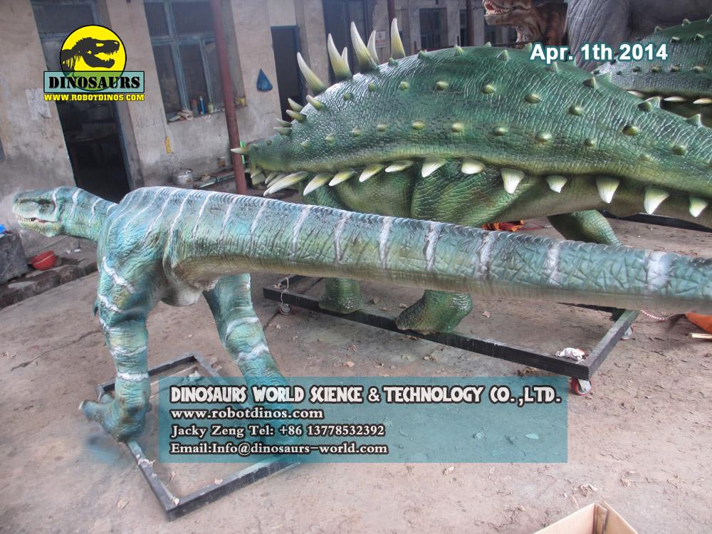 DWD007-1 Robotic Dinosaur Herrerasaurus