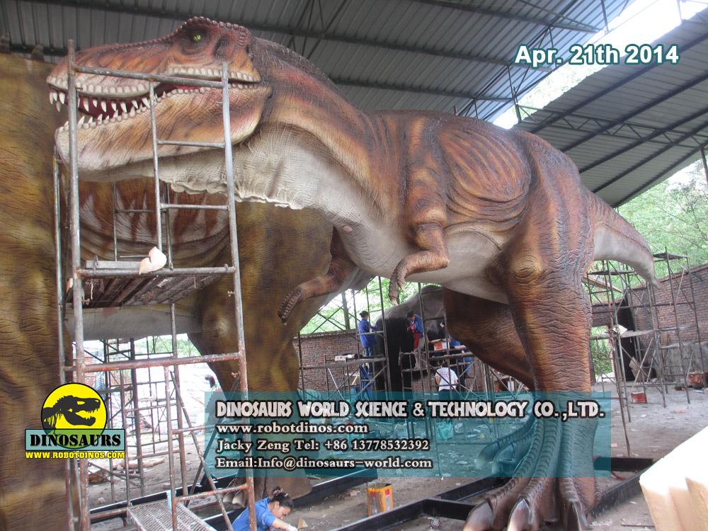 DWD1342-1 T-Rex Animatronic