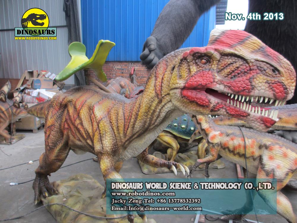Dinosaur Ride Monolophosaurus