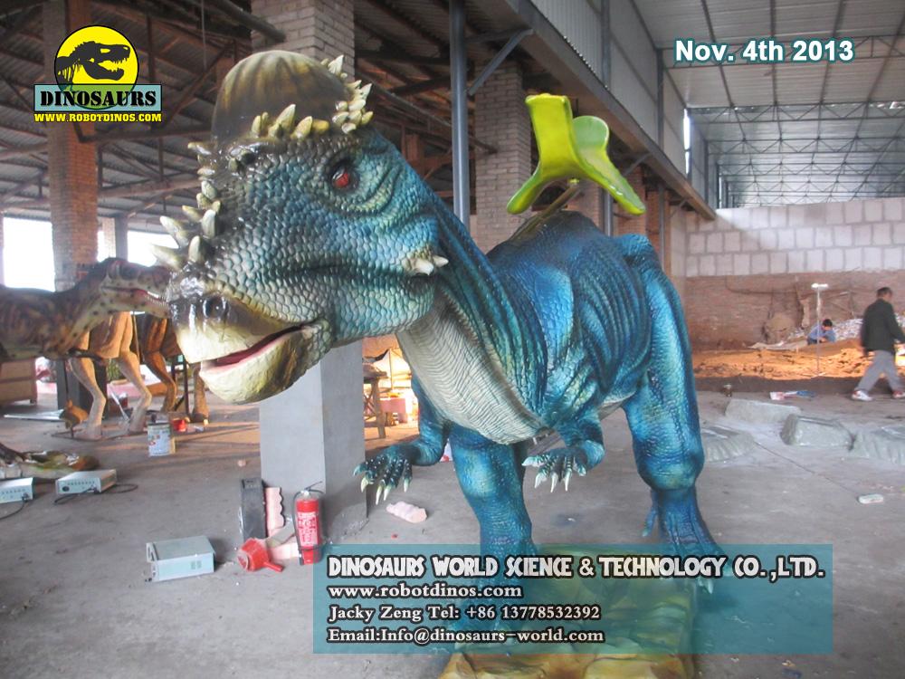 Kids Dinosaur Ride