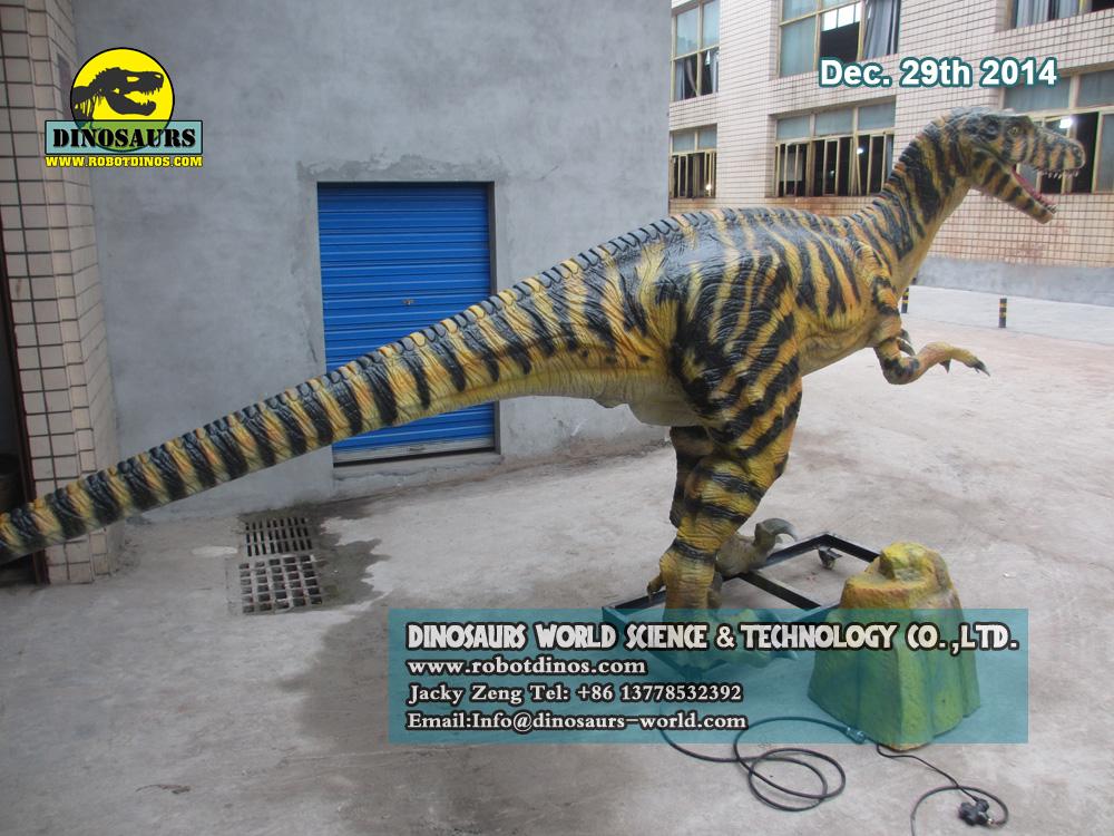 Life Size Dinosaur Velocisaurus