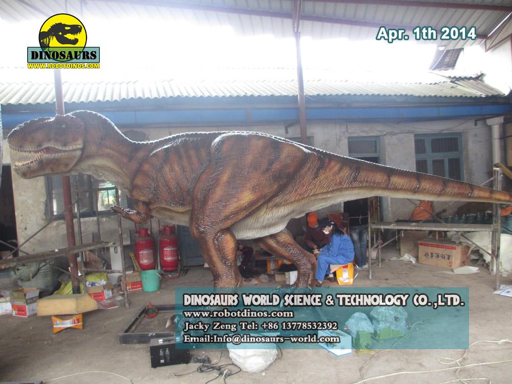 Realistic Robot Dinosaur T-Rex