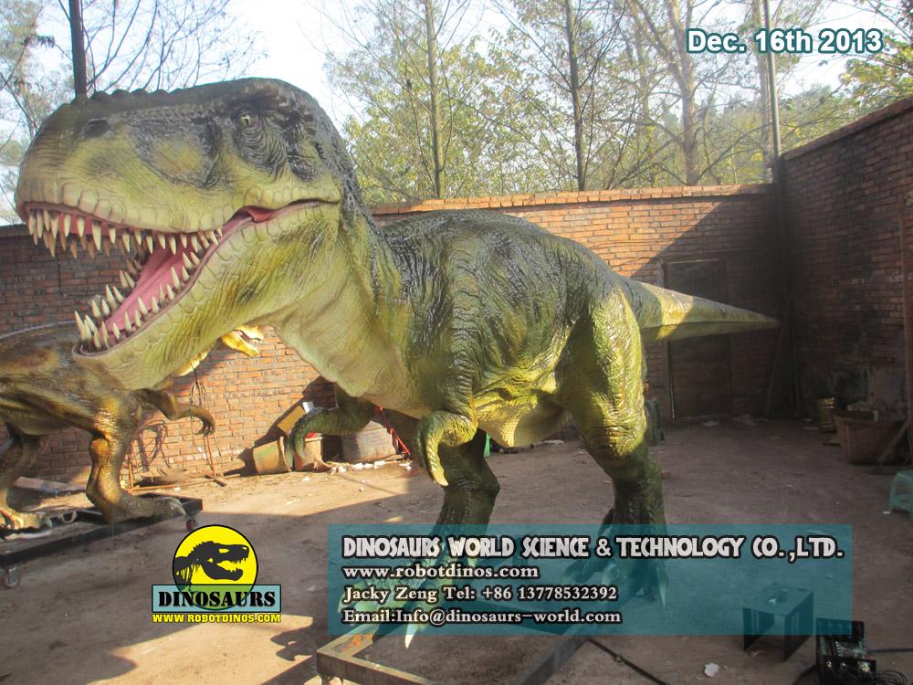 Small Size T-Rex Animatronic