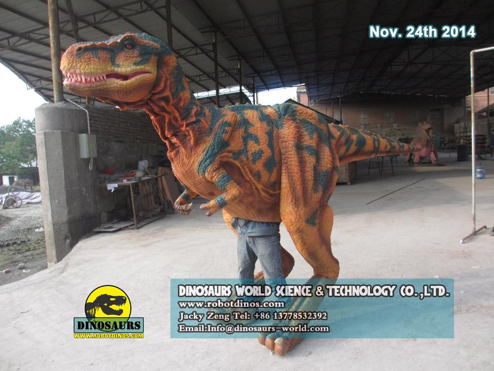 T-Rex Dinosaur Suit