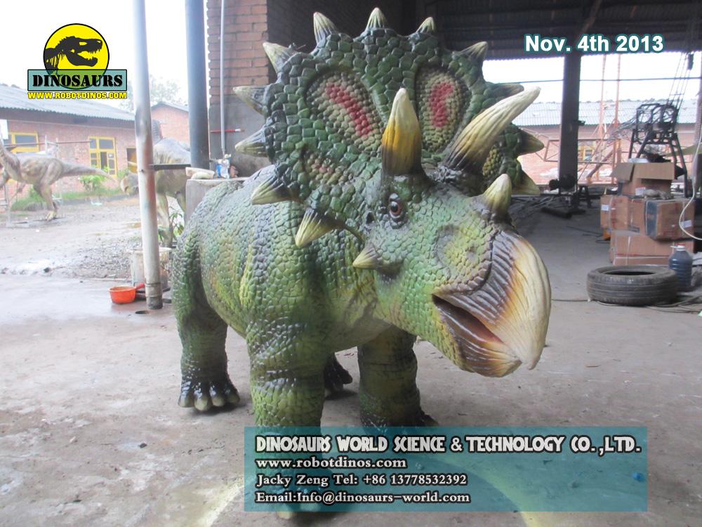 Walking Dinosaur Ride For Kids