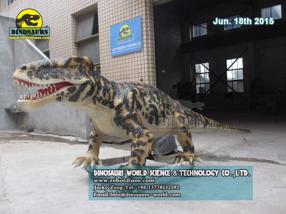 Animatronic Animal Titanophoneus