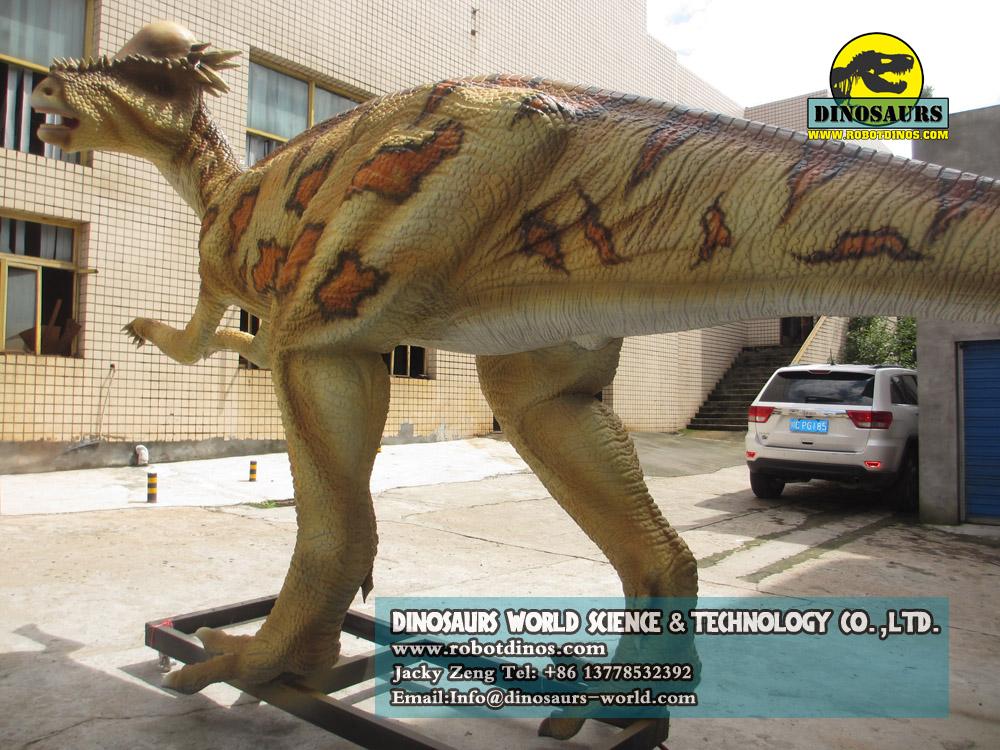 Animatronic Dinosaur Pachycephalosaurus