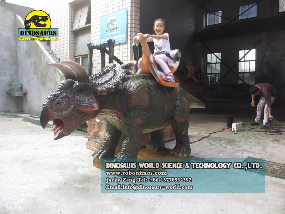 Dinosaur Factory Dinosaurs Ride