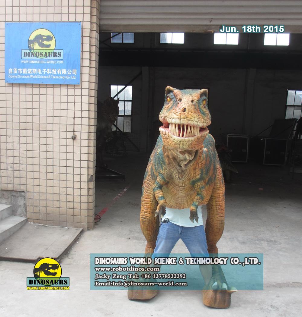 Dinosaur Puppet T-Rex