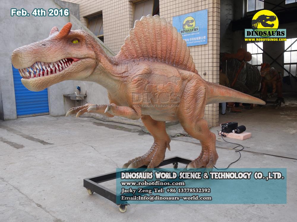 DWD1452 Life Size Dinosaur Spinosaurus , Dinosaur Models