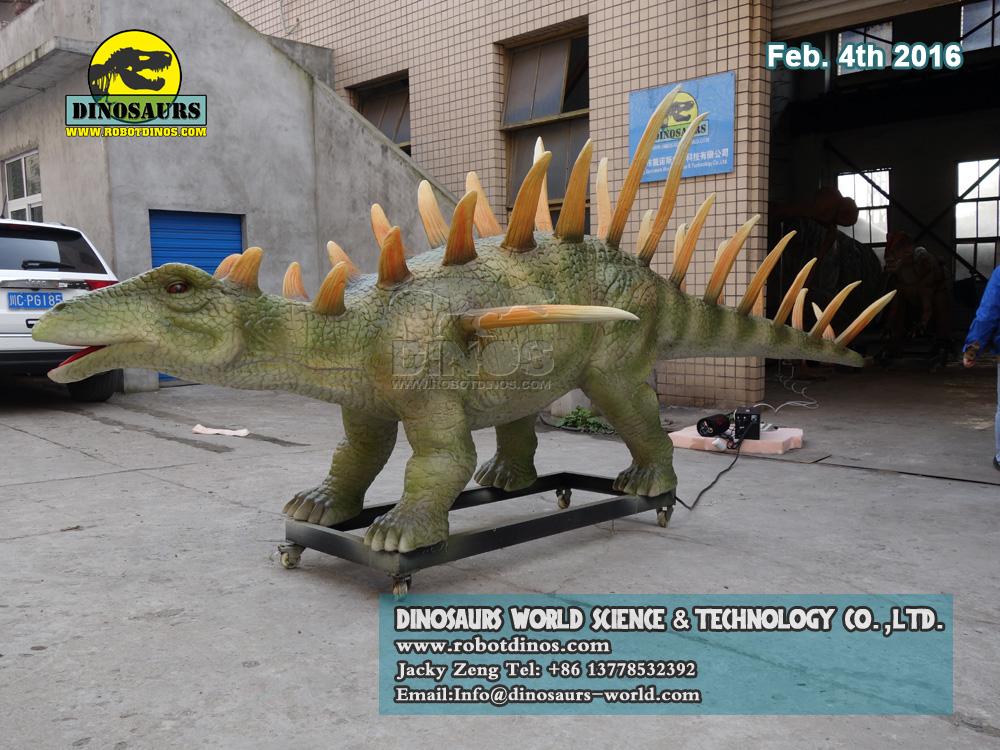 DWD2123 Artificial Dinosaur Kentrosaurus , Dinosaur Models