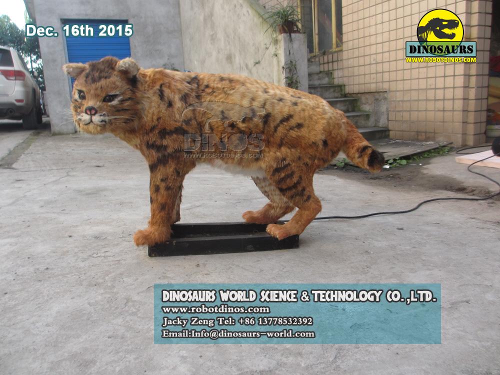 DWD2126 Animatronic Wildcat