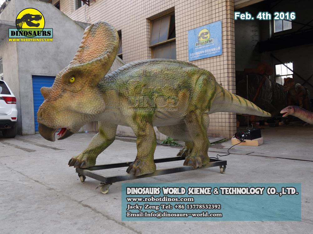 DWD2126 Life Size Dinosaur Protoceratops