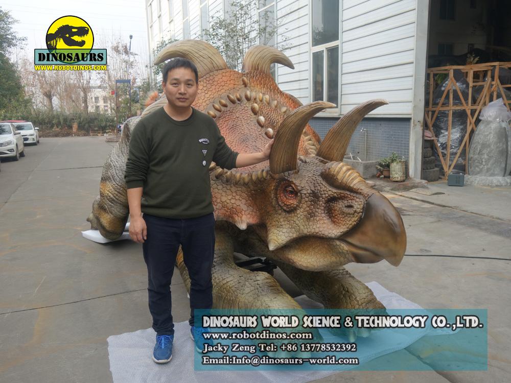 life size animatronic dinosaurs