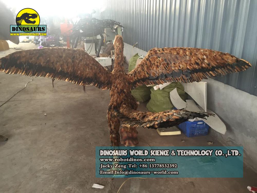 Animatronic Dinosaur Archeopteryx