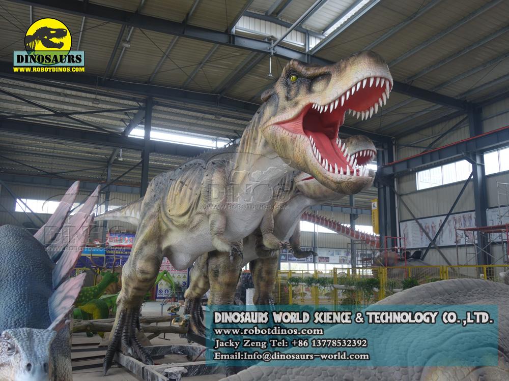 DWD1340 Animatronic Dinosaur Adult T-Rex