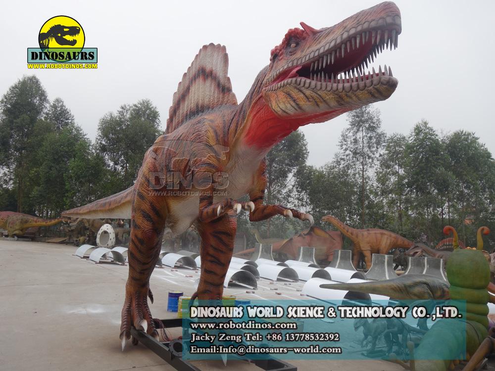 DWD101-1 Simulated Dinosaur Spinosaurus