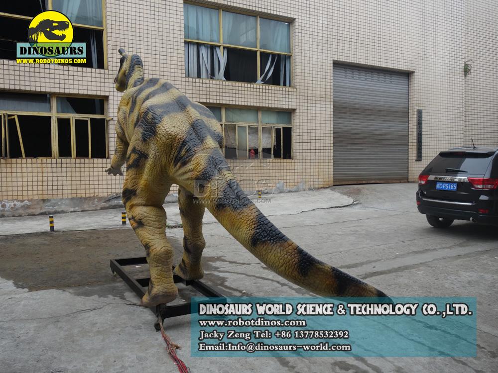 playground equipment dinosaur