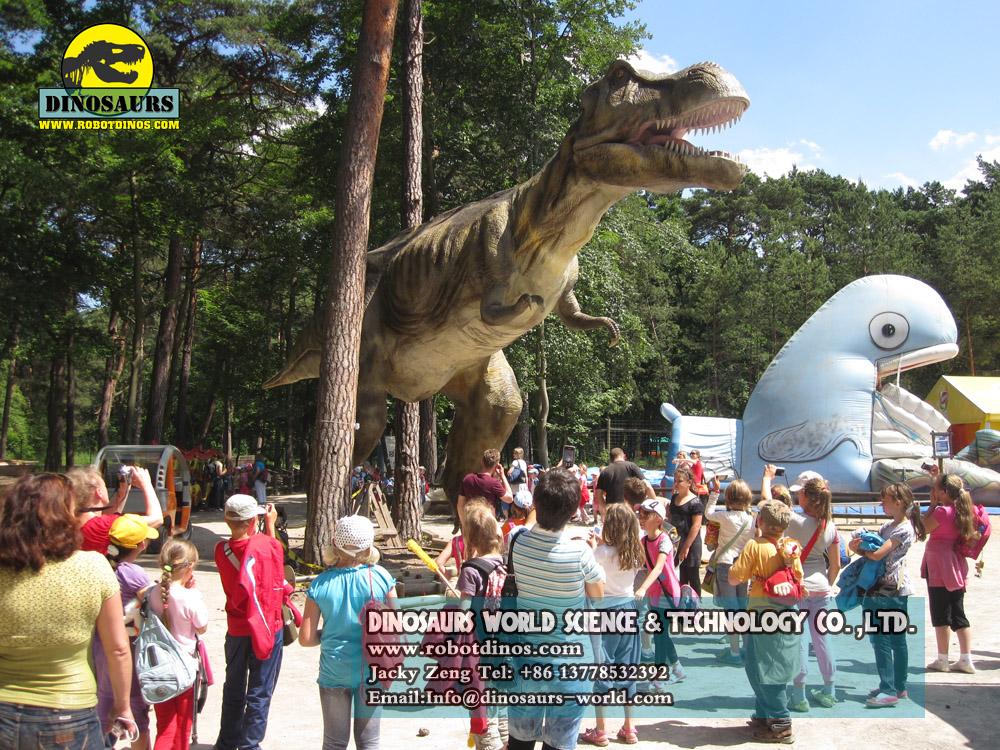 DWD1342 Jurassic Theme Park