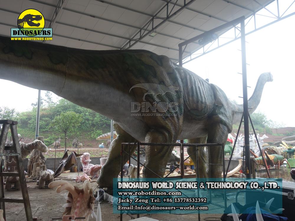 amusement park equipment Histriasaurus