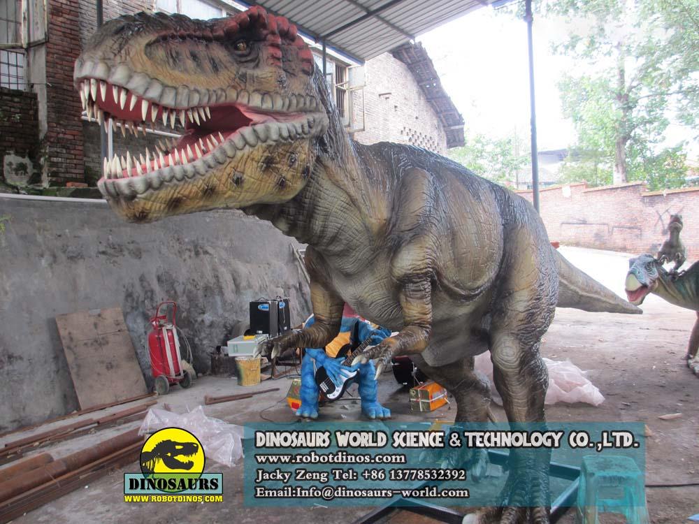 Animatronic-Dinosaur-T-Rex