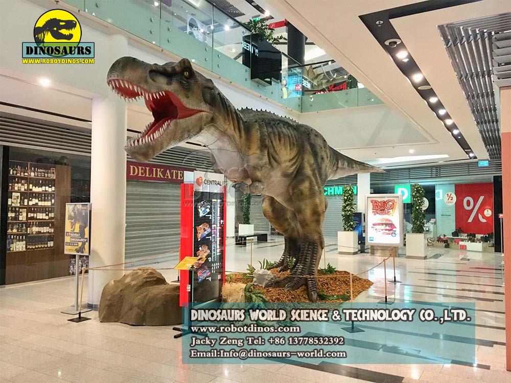 Animatronic Dinosaurs Tyrannosaurs Rex