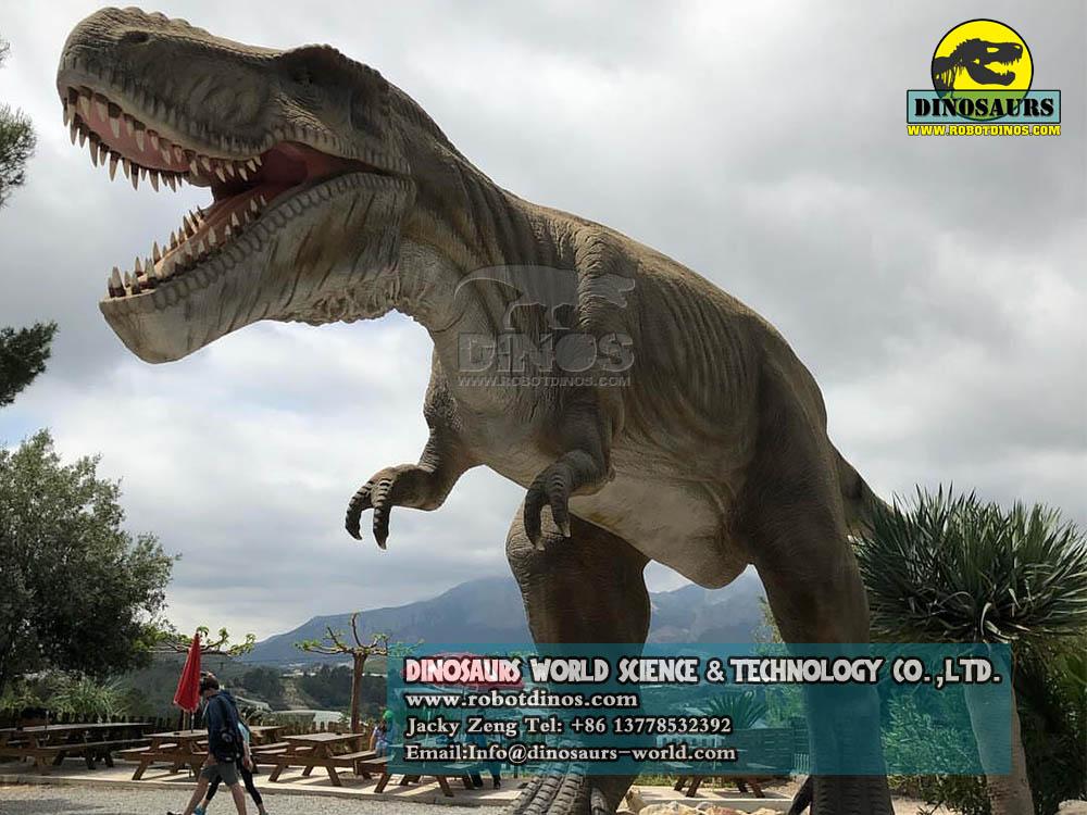 Animatronic Dinosaurs Young Tyrannosaurs Rex in spain 2 jieke