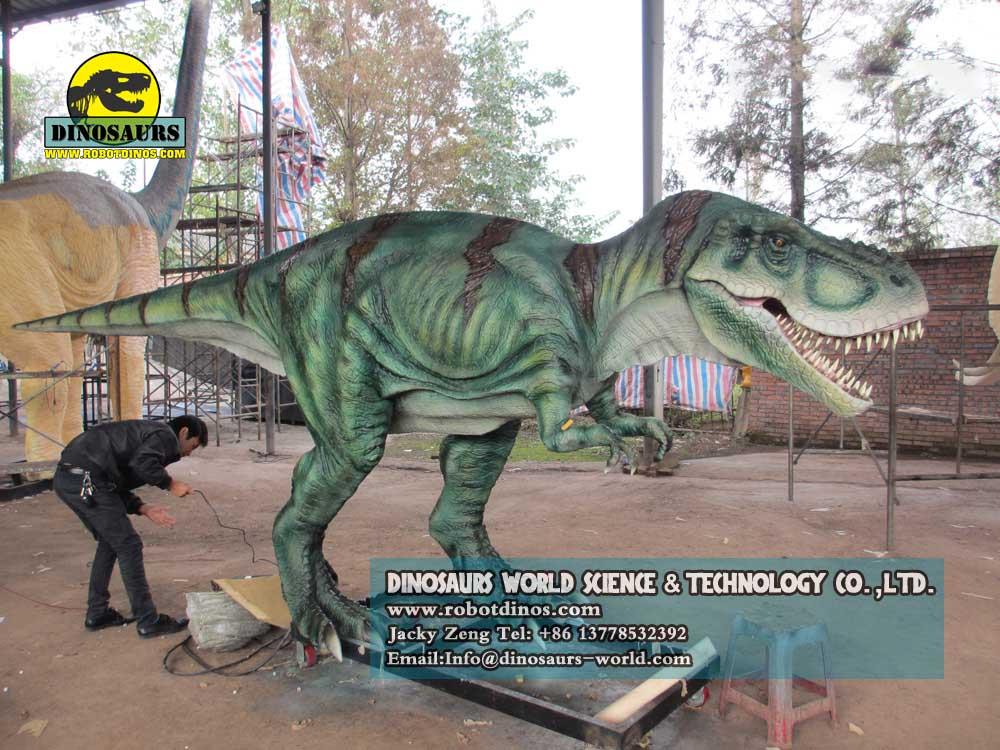 Animatronic-Dinosaurs