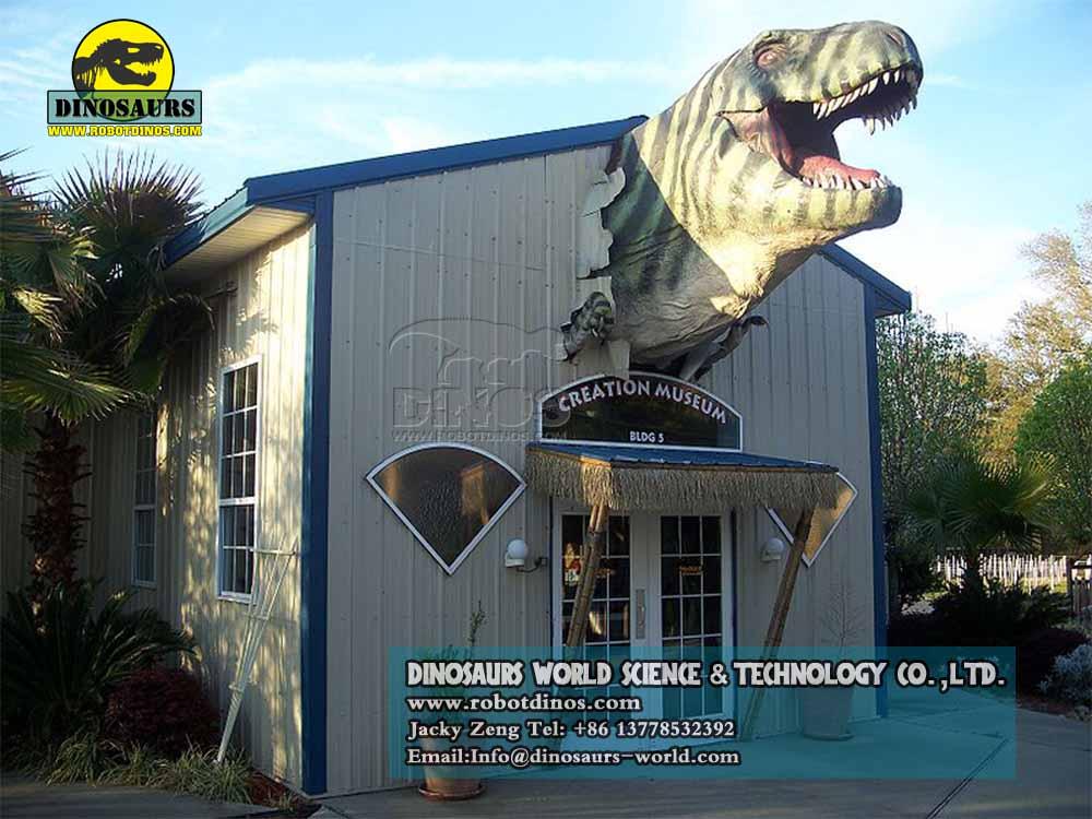 DWD-5000 Animatronic Dinosaurs Tyrannosaurs Rex