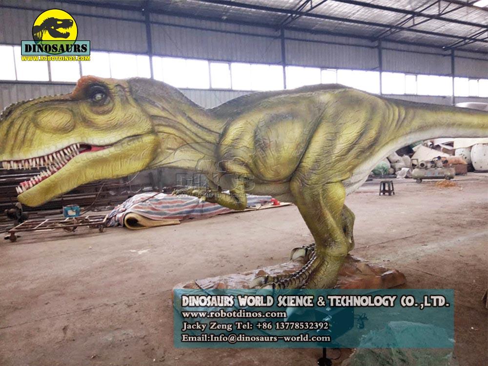 DWD023-7 Animatronic Dinosaurs Young Tyrannosaurs Rex1