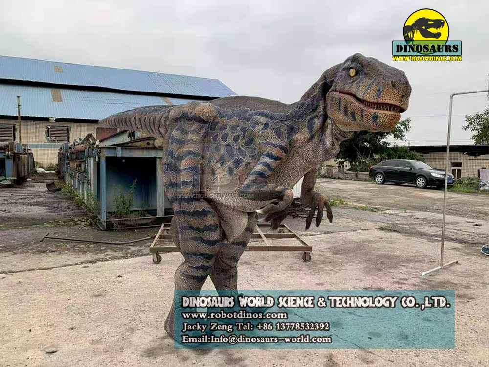Costume da velociraptor DWE3324-31