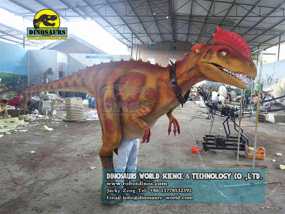 DWE3324-38 Dilophosaurus Costume (1)