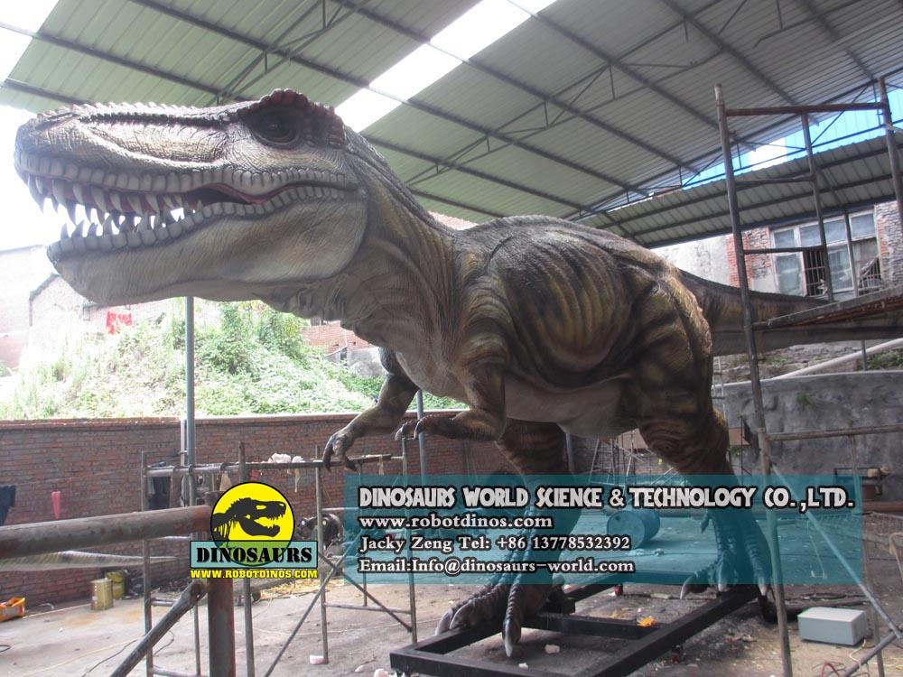 Life-Size-Robotic-Dinosaur-T-Rex uk