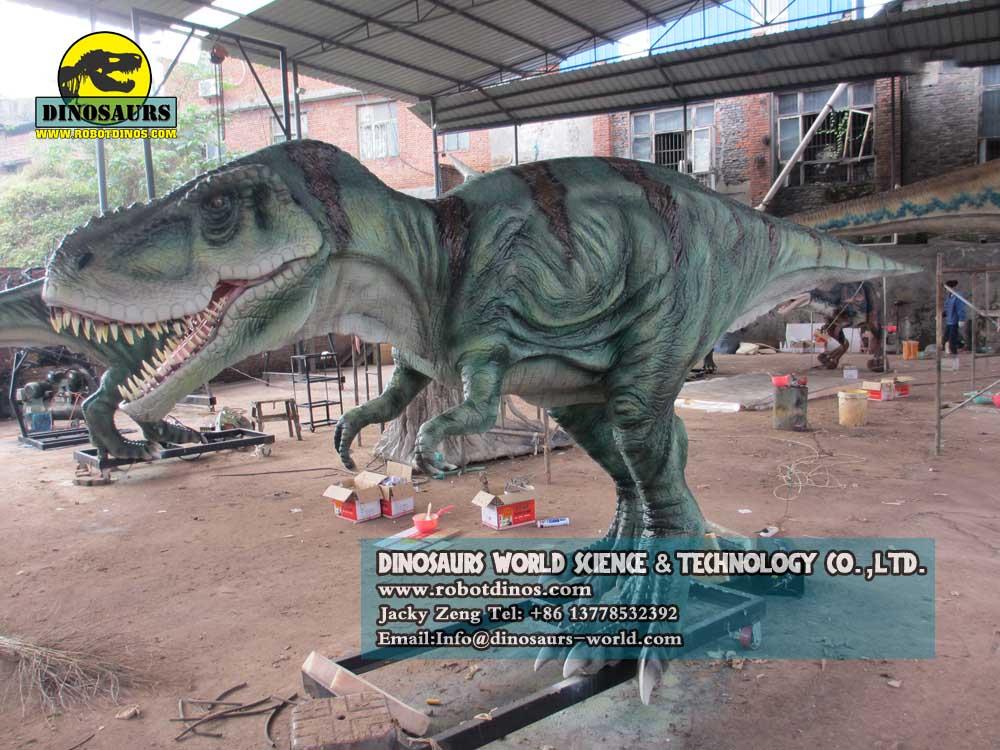 Robotic-Dinosaurs