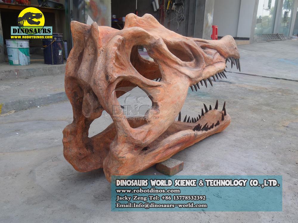 DWF3294 Fosilna replika dinosaura Spinosaurus