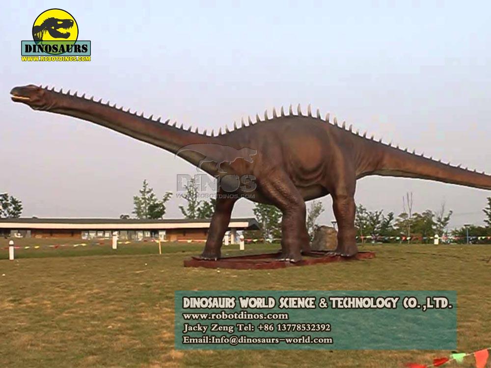 DWD023-7 Animatronic Dinosaurs Young Tyrannosaurs Rex